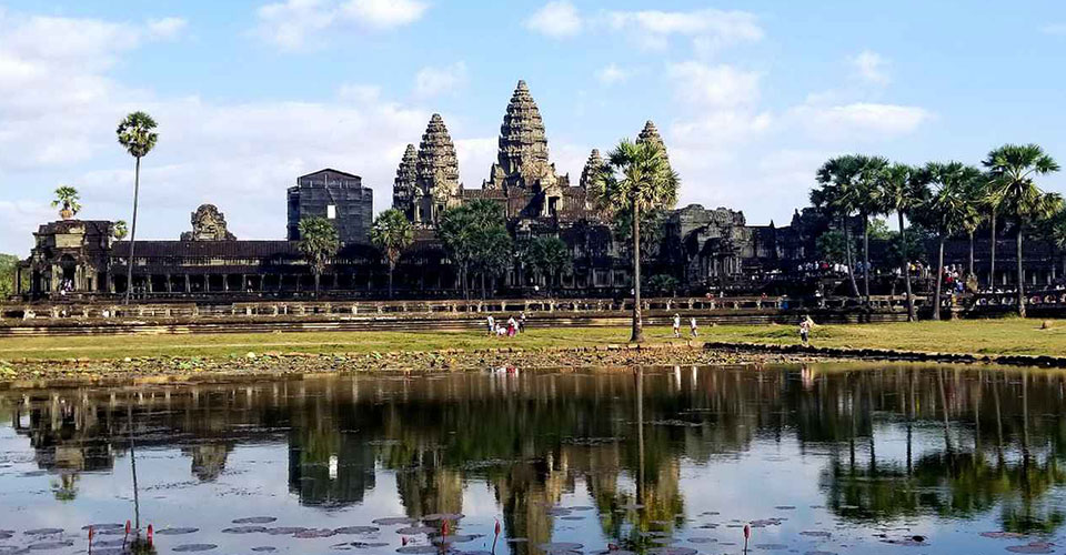 肺炎 カンボジア 新型