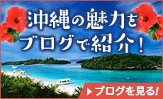沖縄の魅力をブログで紹介