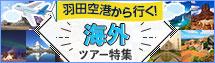 羽田空港海外旅行・ツアー