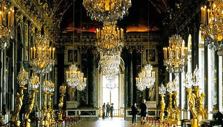 宮殿 ベルサイユ