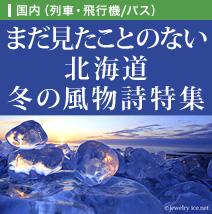 北海道・冬の風物詩特集