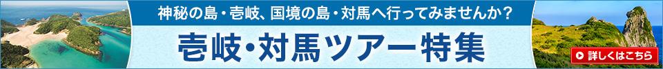壱岐・対馬ツアー・旅行