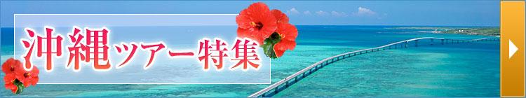 南国の陽光降り注ぐ 沖縄ツアー特集