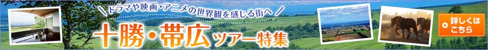 十勝・帯広ツアー・旅行