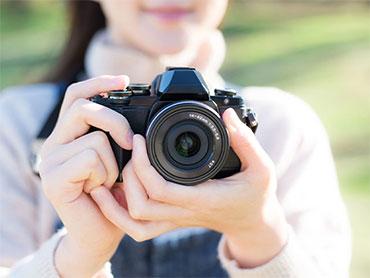写真撮影の旅