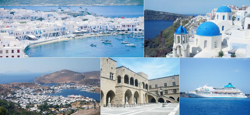 エーゲ 海 ギリシャ