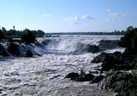 コーンパペンの滝(イメージ)