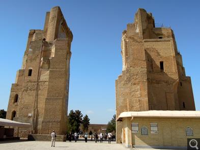 アクサライ宮殿跡(イメージ)