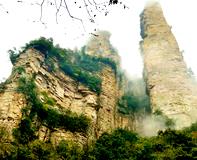 金鞭渓(イメージ)