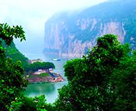 瞿塘峡(イメージ)