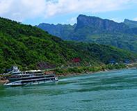 西陵峡(イメージ)