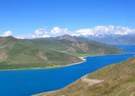 ヤムドク湖(イメージ)