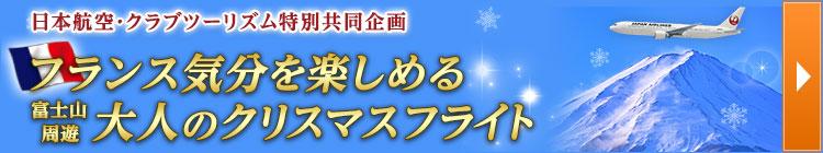 JAL 大人のクリスマスフライト2021